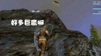 方舟生存进化手游39:来到一座高山上碰到了几只很大的老鹰