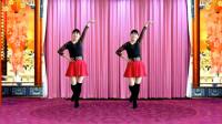 水兵舞混搭广场舞《火热的爱》舞步特色优美,动感十足,真好看