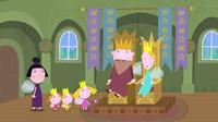 班班和莉莉的小王国第一季 第26集 莉莉皇后