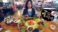 虫子、野菜、手抓饭:看看腾冲滇西美食城里有哪些稀奇古怪的美食