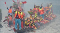 2019 大塘村龍船景 - 石牌大北約龍船