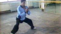 尘封武艺 少林拳 002 达摩五虎益筋掌功法 陈振声(山西)