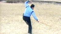尘封武艺 少林拳 007 迎手鞭 张希贵(山西)
