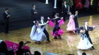 2019第十七届国际标准舞蹈公开赛 业余新星预赛-顿军 陈香兰 _超清