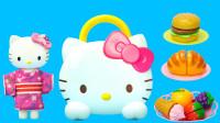 HelloKitty凯蒂猫韩版切切乐玩具