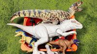 侏罗纪世界炫酷恐龙玩具展示