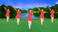 广场舞《新龙船调》优美民歌曲调,欢快好看的舞步,适合大众锻炼