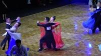 李占军 丁丽霞 2019世界怀第十七届国际标准舞蹈公开赛 壮年B组_超清