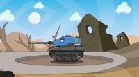 坦克大战:喝口饮料还需要大战一场?