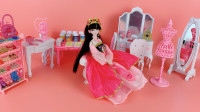 精灵梦叶罗丽:叶罗丽娃娃玩具开箱之叶罗丽梦家居