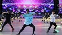 2019.7.25 全国轮滑锦标赛 开幕式 Eleven Crew 轮舞狂欢