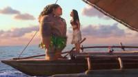 速看 海洋奇缘:莫阿娜出走,唤醒毛伊 【上】