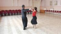 Waltz Basic Lesson - Whisk, Back_超清