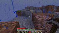 我的世界:minecraft,坠落世界P3,无限水与床