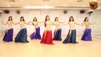很经典的一支肚皮舞《Yalla Habibi Belly》【东方之舞】