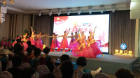 共圆中国梦--甘泉韵味舞蹈队