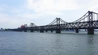 【原创】从中国丹东乘坐国际列车进入朝鲜平壤