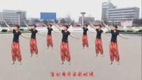 梦中的流星广场舞《红枣树》 舞蹈:小荣