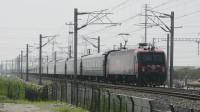 沈局沈段HXD3D牵引K516次(上海-吉林)京沪线安亭站接近(2019/07)