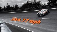2020 布加迪 Bugatti Chiron 300mph (490km/h) 极速记录