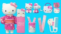 HelloKitty开学大礼盒 凯蒂猫都买了些什么文具呢?