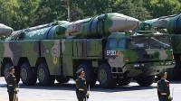 中国亮剑杀手锏二代弹道导弹,一次齐射6枚就能灭掉航母编队!