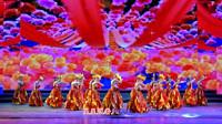 开场舞:幸福中国,编舞:朱筠,表演:开封市老干部活动中心红太阳艺术团