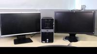 在一台 Windows 10 电脑上使用两个或更多显示器