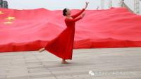 新泰华乐舞蹈学校裴诗涵--《我和我的祖国》
