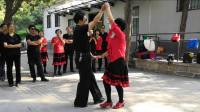 徐舞飞扬双人交谊舞,北京平四第三套《第三节》分解教学