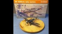 FaB 制作牛魔王48比例梅塞施密特Bf 109G-6豪华版, 包括上色和旧化