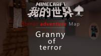 [FY031]逃离恐怖房子-Granny of terror 我的世界恐怖冒险地图