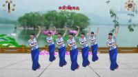 阳光美梅原创广场舞【你种下我一生的爱恋】初级入门32步附教学-编舞:美梅-教学版