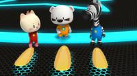 超级小熊布迷 第7集 超级悬浮板