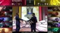 2019英雄联盟全球总决赛SKT vs SPY_4_四分之一决赛