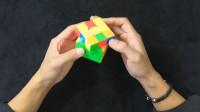 三阶魔方入门教程第三讲:如何复原第二层