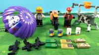绝地求生玩具:玩家中弹还能获胜,小小一瓶止疼药帮了大忙!