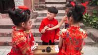 儿童版、歌曲《欢乐中国年》