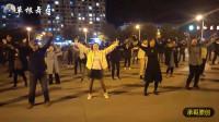 松原市伯都讷文化广场《广场舞》好看极了!