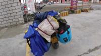90后女生骑摩托车去新疆,目睹了一场什么样的车祸,直接吓坏了