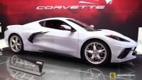 洛杉矶车展实拍 2020 雪佛兰 克尔维特 Corvette Stingray C8