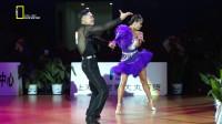 2020国家青年队拉丁舞一队-张振邦&冯诗佳 河北艺术职业学院-桑巴