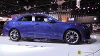 洛杉矶车展实拍 2020 凯迪拉克 Cadillac CT4-V