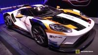 洛杉矶车展实拍 2020 福特 Ford GT MKII Race Car