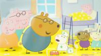 小猪佩奇立体绘本故事 佩奇生病了
