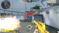 CF穿越火线:纯黄金版稀有武器,射速比火麒麟还快,已经绝版?