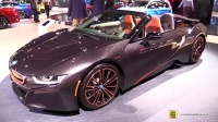 洛杉矶车展实拍 2020 宝马 BMW i8 Roadster Sophisto Ultimate Edition
