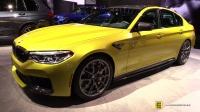 洛杉矶车展实拍 2020 宝马 BMW M5 Competition (F90)