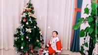 大宝二宝圣诞节主题