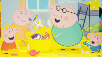 小猪佩奇立体绘本故事 佩奇和乔治整理房间